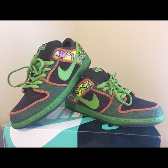 online store c8743 51907 Nike SB Dunk De La Soul. M 5cd239169d3b7832b5b23fad